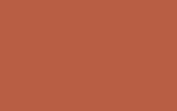 Brick red (finished surface)